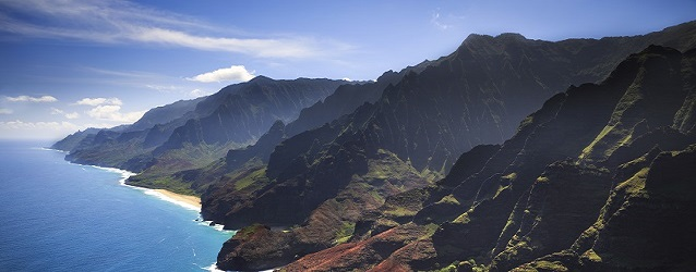 Na Pali Coastline Kauai